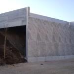 Mur d'exercice GRIMP25,<br />SDIS Pontarlier